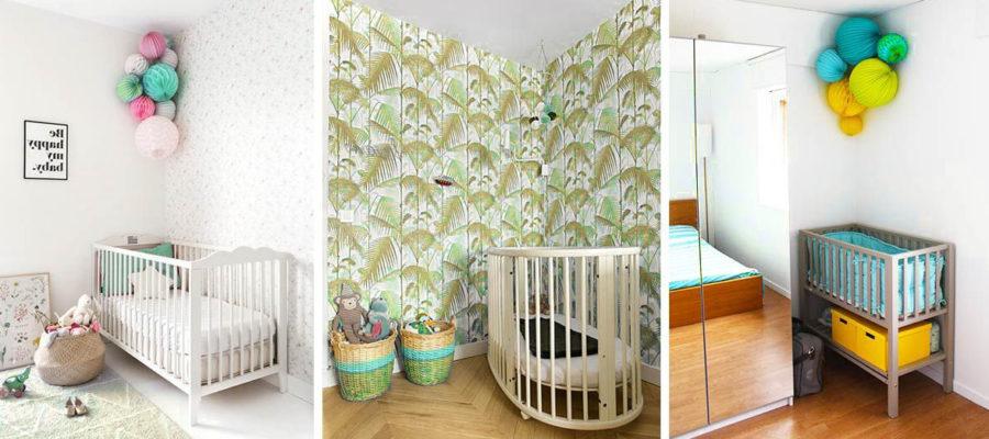 Aménager un coin bébé dans la chambre parentale : astuces ...